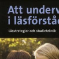 Grupplogga för Att undervisa i läsförståelse av Barbro Westlund