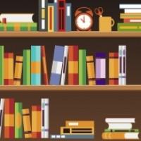 Grupplogga för Kurs för barnbibliotekarier 10+17 mars