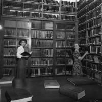 Grupplogga för Bokcirklar på bibliotek 2015
