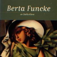 """Grupplogga för Klassikercirkeln november– """"Berta Funcke"""" av Mathilda Malling (Stella Kleve)"""