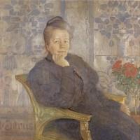 """Grupplogga för Klassikercirkeln januari- """"Liljecronas hem"""" av Selma Lagerlöf"""