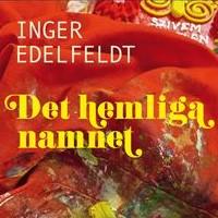 """Grupplogga för """"Det hemliga namnet"""", Inger Edelfeldt, Stockholm Läser 2016, start 1 mars"""