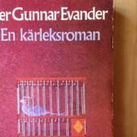 """Grupplogga för """"En kärleksroman"""" av Per Gunnar Evander"""