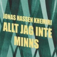 """Grupplogga för """"Allt jag inte minns"""" av Jonas Hassen Khemiri"""