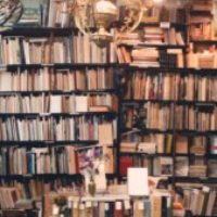 Grupplogga för Läsgrupp/cirkel i Sthlm för alla som gillar att läsa och diskutera