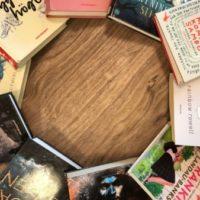 Grupplogga för Linero läser