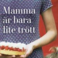 Grupplogga för Kungsbacka läser Mamma är bara lite trött av Sara Beischer
