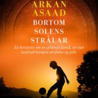 Grupplogga för Kungsbacka läser Bortom solens strålar av Arkan Asaad