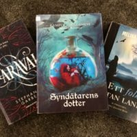 Grupplogga för Fantasybokcirkel för unga i Mölndal