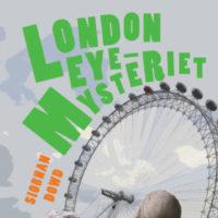 Grupplogga för Bokcirkel med Frölunda bibliotek: London Eye-mysteriet av Siobhan Dowd 18 maj – 8 juni