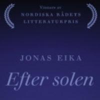Grupplogga för Läs med Alingsås bibliotek: Efter solen av Jonas Eika