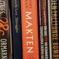 Grupplogga för Bokcirkel Vaggeryds bibliotek