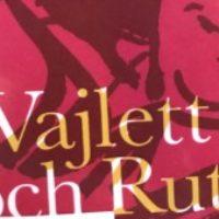 Grupplogga för Vindelns bibliotek – Vajlett och Rut & Roger och Rebecka av Karin Alfredsson, 1 okt–30 nov 2020